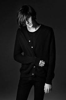 Hedi Slimane, Pierce Brosnan, Dylan Brosnan, 007, Yves Saint Laurent, Fall 2014, menswear, style, luxury, lookbook, Suits and Shirts,
