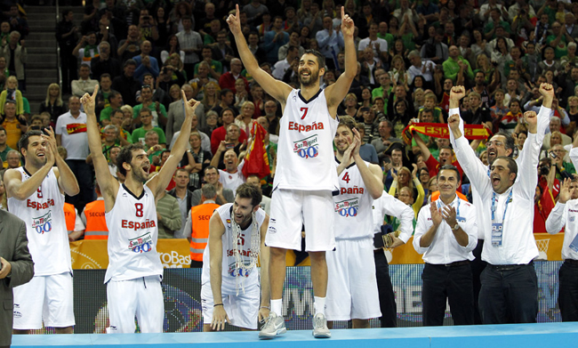 Juan Carlos Navarro MVP