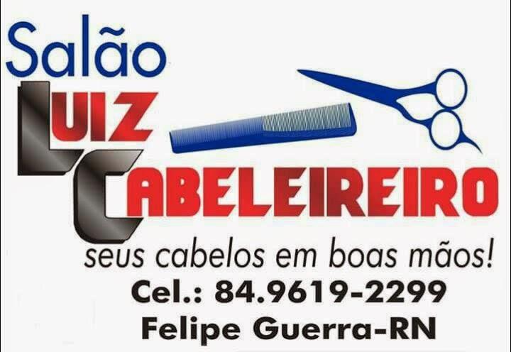 SALÃO LUIZ CABELEIREIRO EM FELIPE GUERRA