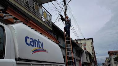 Cantv conecta con Wi-Fi a comunidades de Mérida