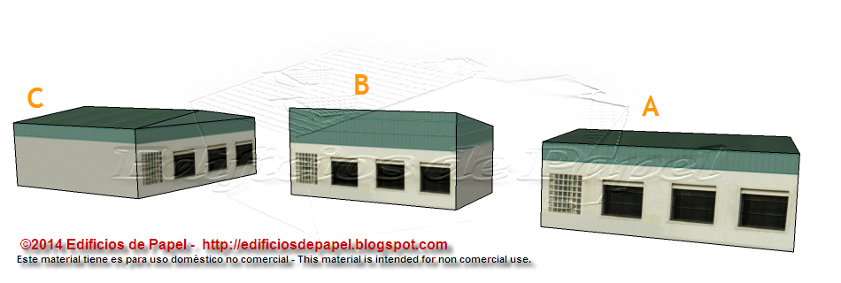 New design for the Logistic Warehouse