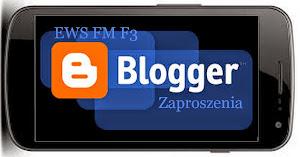 Zaproszenia do Bloggera