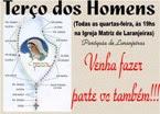 TERÇO DOS HOMENS DE LARANJEIRAS