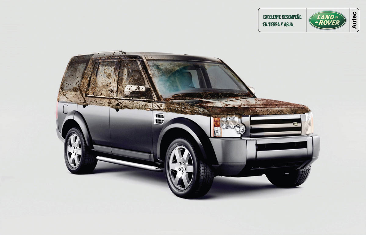 The Flamboyant Introvert Land Rover Ad Makes It Explicit