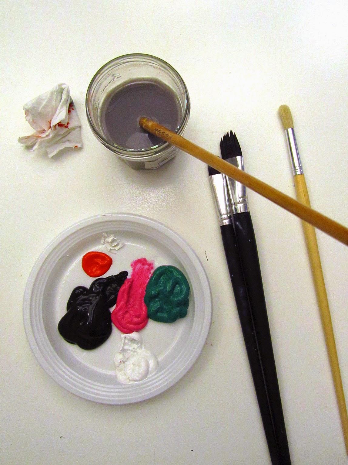 painting utensils
