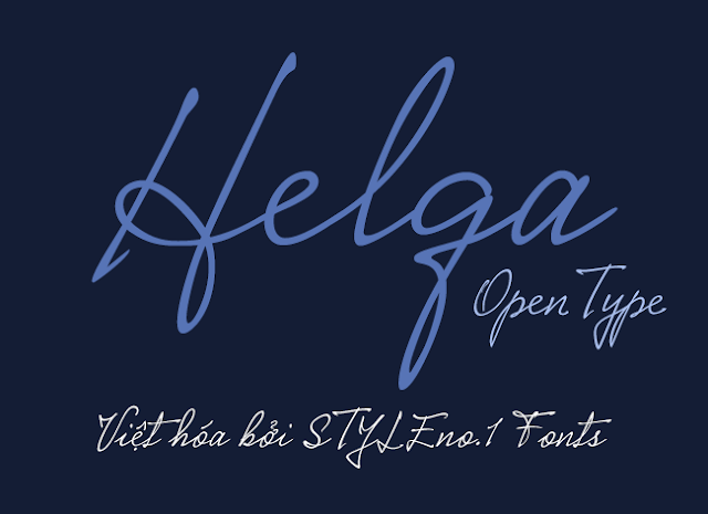 [Handwrite] Helga Việt hóa