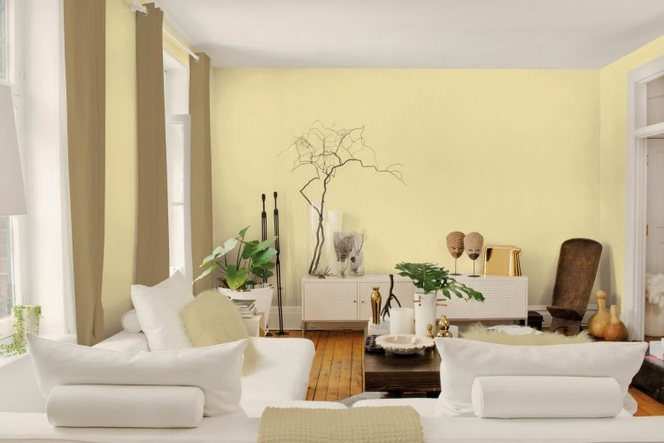 trendy paint colors for living room | My Web Value