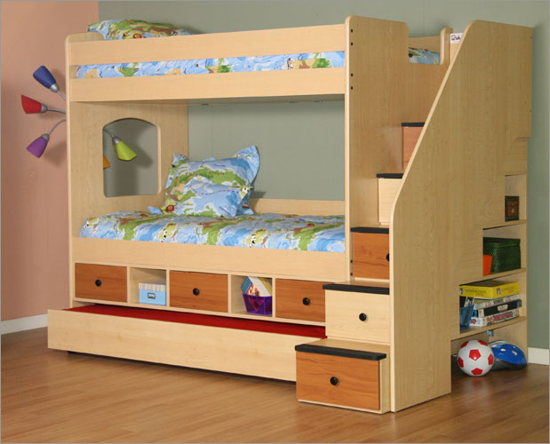 Outstanding Bunk Beds with Stairs and Storage 619 x 500 · 56 kB · jpeg