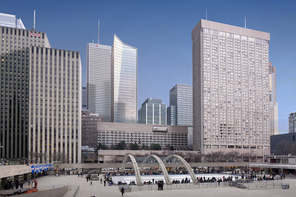 Toronto ernst young tower 189 m 620 ft 40 floors skyscraperpage forum - Ey chicago office address ...