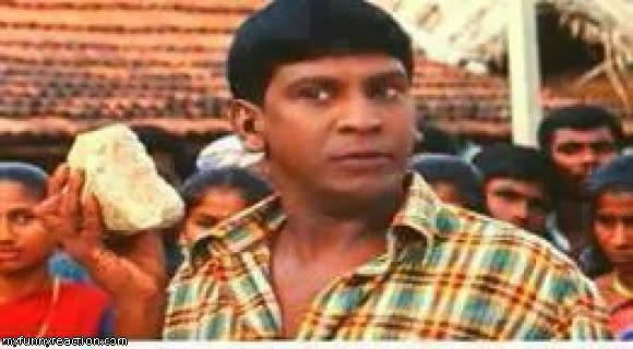 Moved Permanently Vadivelu Angry Face