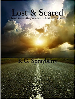 http://www.amazon.com/Lost-Scared-K-C-Sprayberry-ebook/dp/B00TXJ48FC/ref=la_B005DI1YOU_1_9?s=books&ie=UTF8&qid=1447396895&sr=1-9