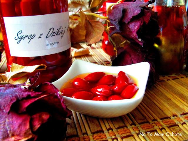 Syrop z Dzikiej Róży