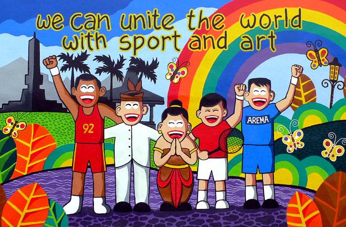 Olahraga bersama