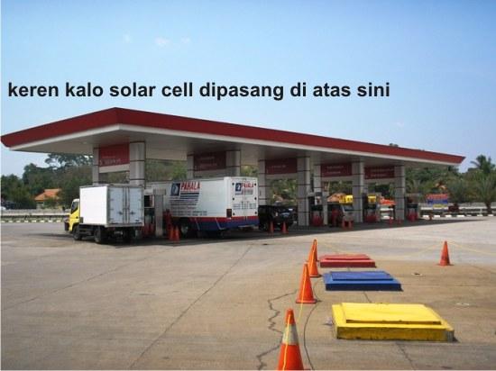surya cell pertamina