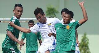 Persib Bandung Menang 1-0 atas PSAD