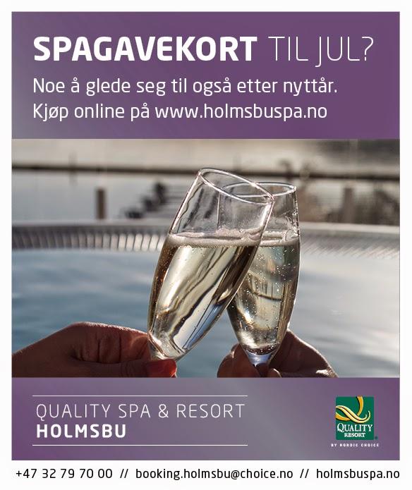 Holmsbu Spa - En perle ved fjorden