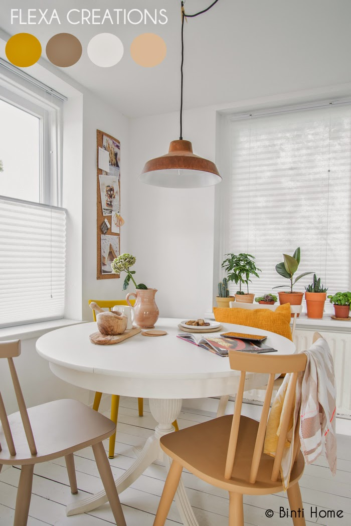 En estado de rachel grandes mesas redondas para la cocina for Racholas cocina