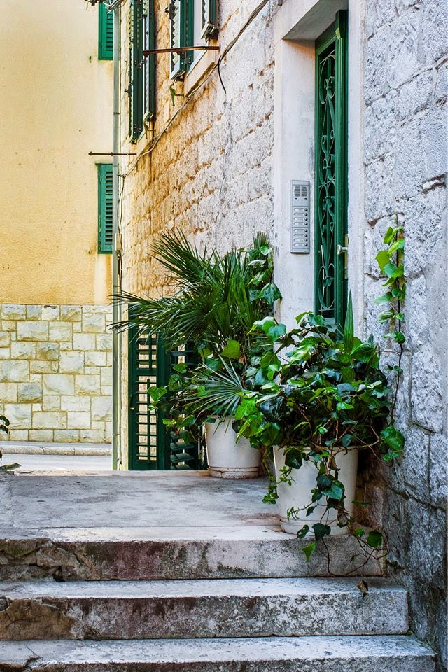 ljetujte u Splitu