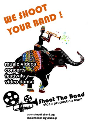 SHOOT THE BAND - Video Production Team
