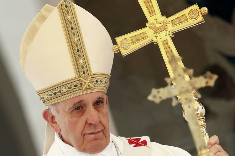 Why Evangelicals Should Love The Pope
