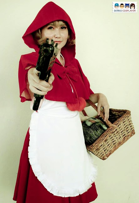 cosplay-chapeuzinho-vermelho