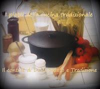 Il contest di Dolce Salato e Tradizione