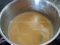Napolitane cu crema caramel si nuca preparare