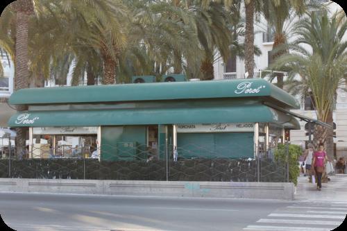 Kiosko Peret Alicante