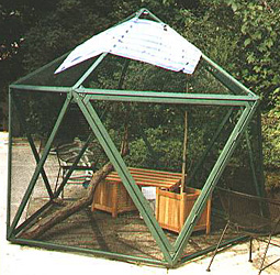 Starplate Building System Wood Sheds