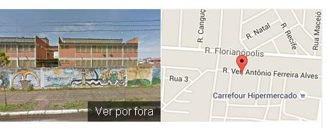 Localização pelo Google Maps
