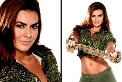 Fotos Renata Molinaro - A nova Panicat 2