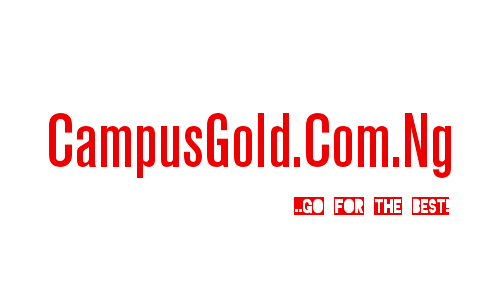 Campusgold.com.ng - Go For The Best.