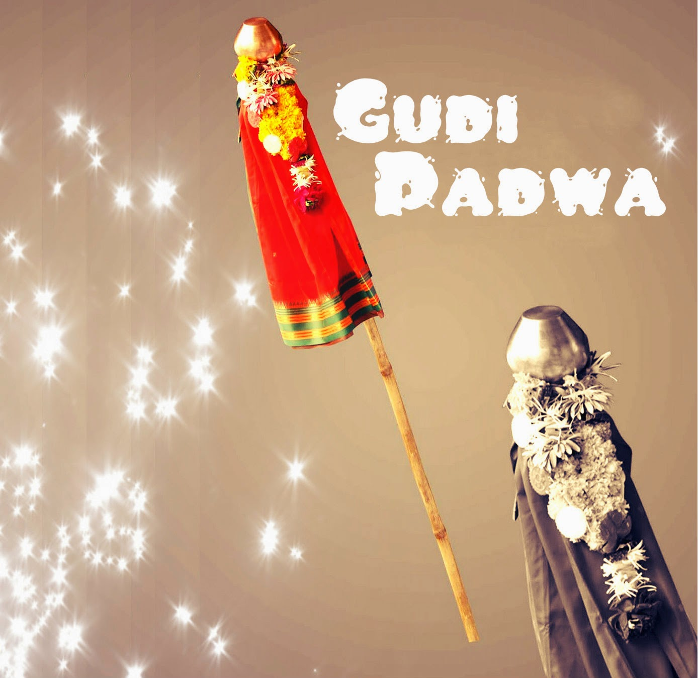 Lovely Gudi Padwa Photo's, Great Wishes HD Images - Festival Chaska