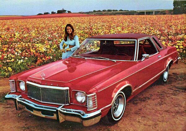 マーキュリー・モナーク | Mercury Monarch(1975-1980)