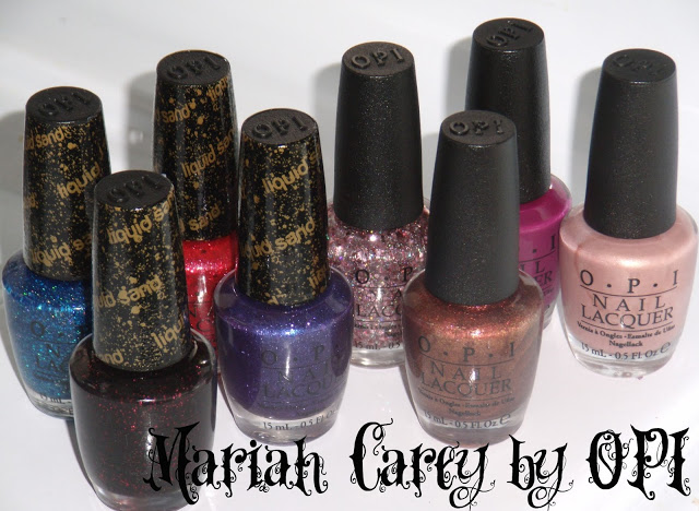 Mariah Carey OPI Collection