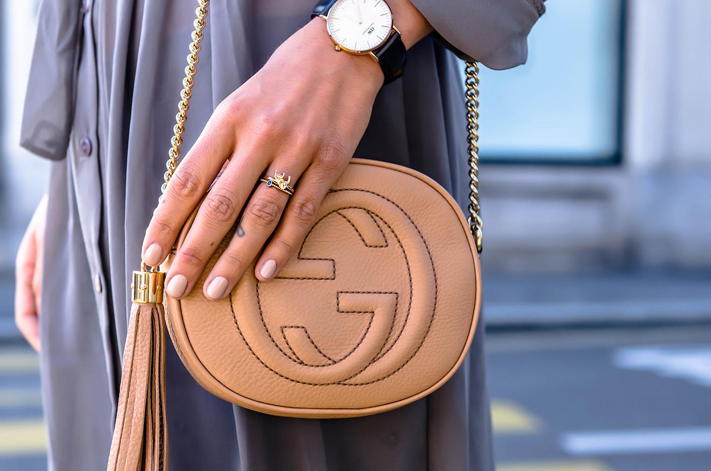 alison liaudat, blog mode suisse, swiss fashion blogger, Fashion blog from Switzerland, vitstyle, gucci soho leather, karen walker eyewear, daniel wellington, animas code, Astrid and miyu, FIVE Jeans, shopbop,