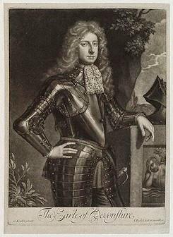 William Cavendish, I duque de Devonshire