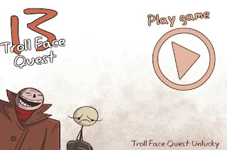 TrollfaceQuest 13 awesome puzzle online games free