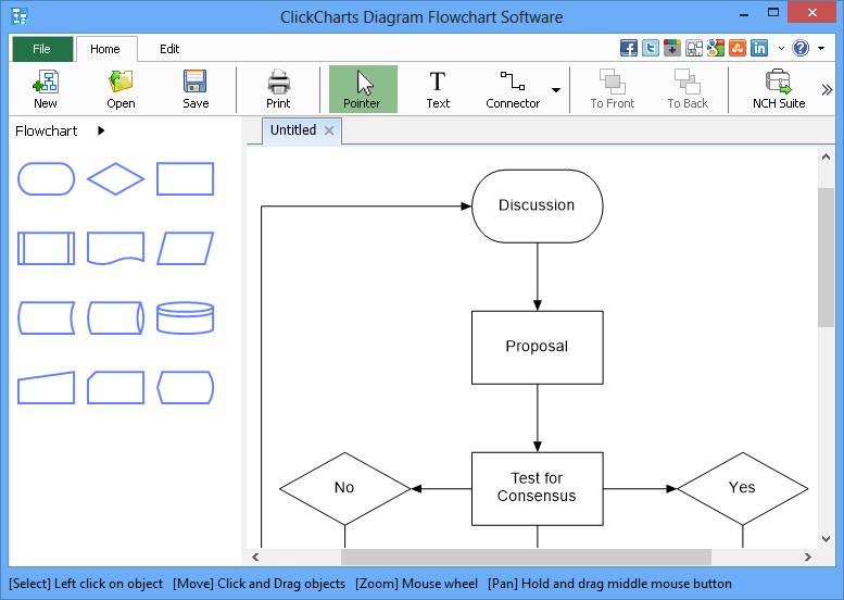 Free Download Flowchart Maker  Edraw Max