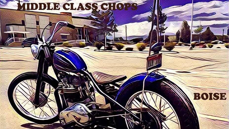 Middle Class Chops Boise