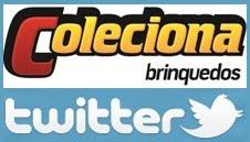 Siga a Loja Coleciona Brinquedos no Twitter