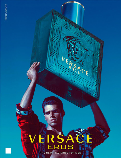 Brian Shimansky Versace Spring 2013 Eros Campaign-2