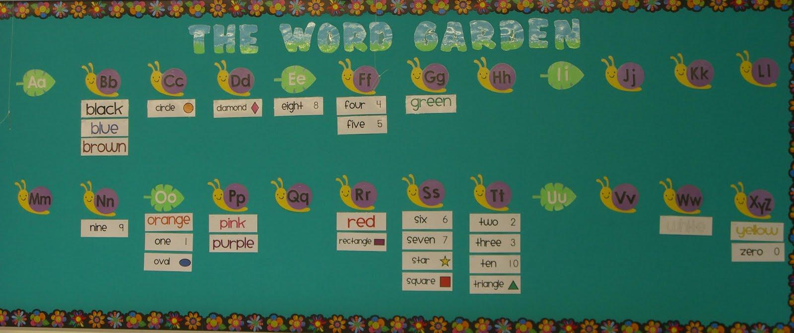 first grade garden  welcome to the garden