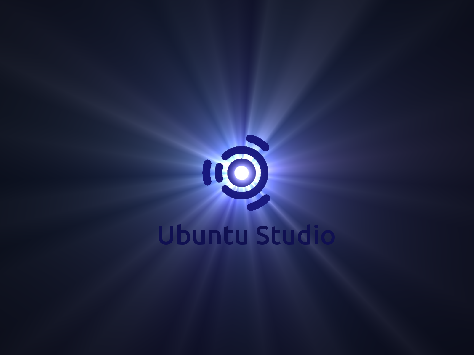 Glenn's Projects: New Ubuntu Studio wallpaper artwork Ubuntu Logo