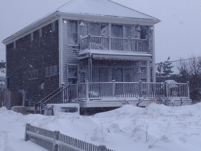 snow cape cod blizzard