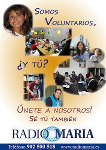 Hazte Voluntario en Radio María