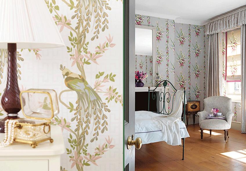 Marzo 2015 meu canto blog - Papel pintado para recibidores ...