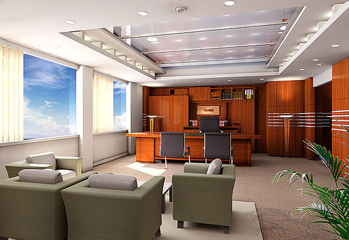 Office insurance office designs and interiors best for Director office interior design