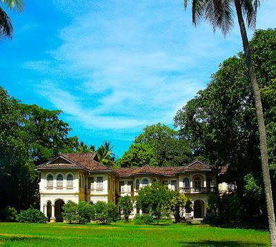 Sino Portuguese Style Villas