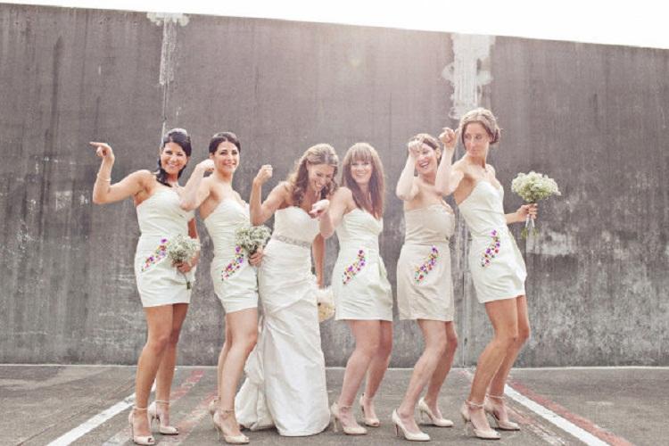 Matrimonio In Total White : Vivere all italiana matrimonio total white